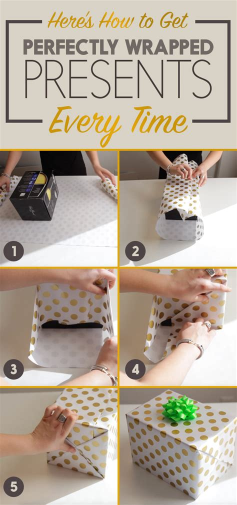 buzzfeed christmas ideas here s how to wrap a present like an actual
