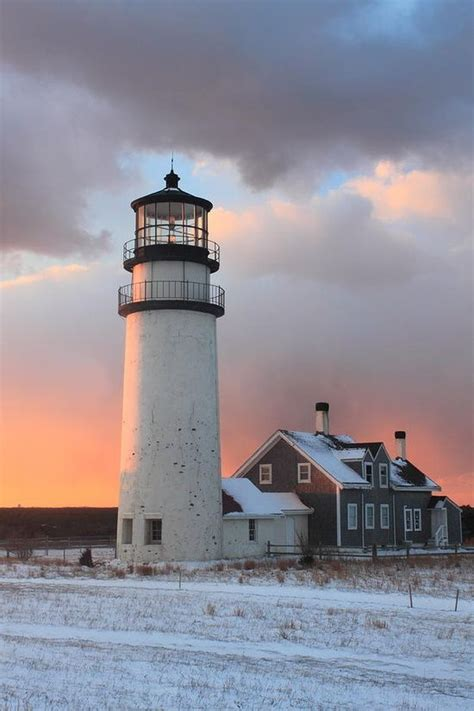 lighthouse in cape cod ma lighthouses highlands and cape cod on