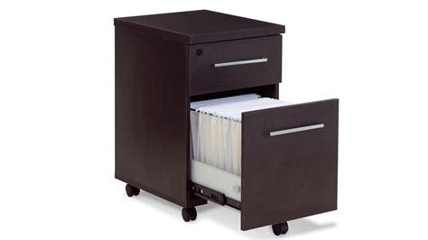 Espresso File Cabinet Espresso Delano Rolling File Cabinet Zuri Furniture