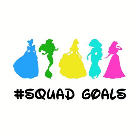 Disney In Squad disney squad goals disney squad goals mug teepublic