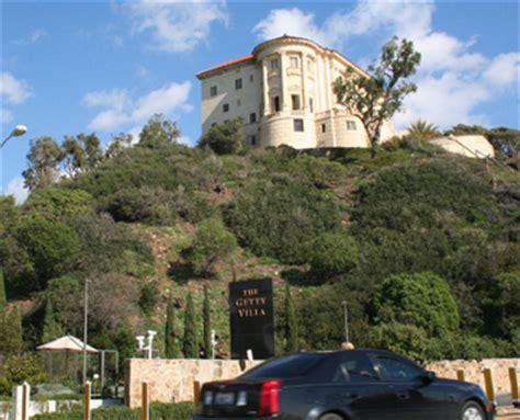 Getty Pch - malibu trekker photo journal gettty villa
