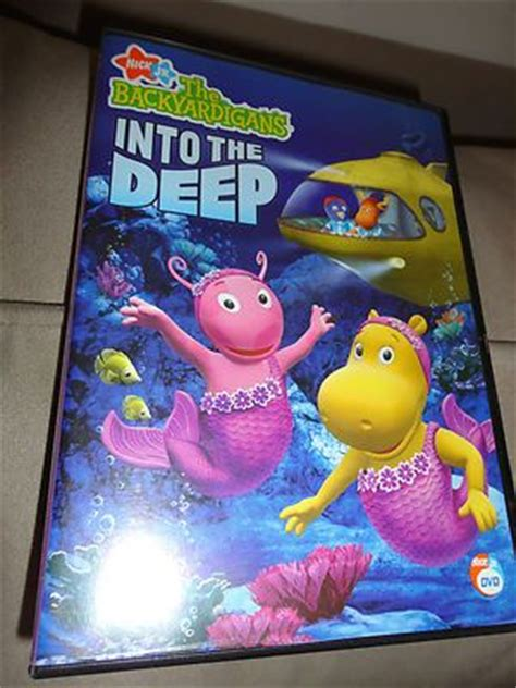 Backyardigans Into The Nick Jr The Backyardigans Into The Dvd Find Me