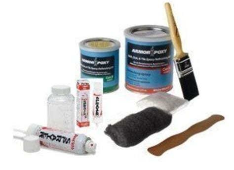 armorpoxy bath sink and tile epoxy refinishing kit white
