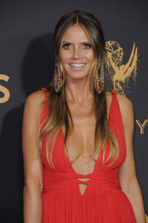 Heidi Klum by Heidi Klum Emmy Awards In Los Angeles 09 17 2017