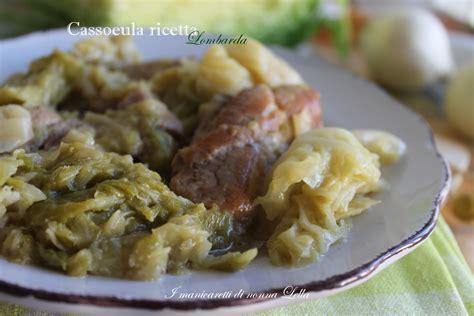 cucinare la cassoeula cassoeula ricetta lombarda