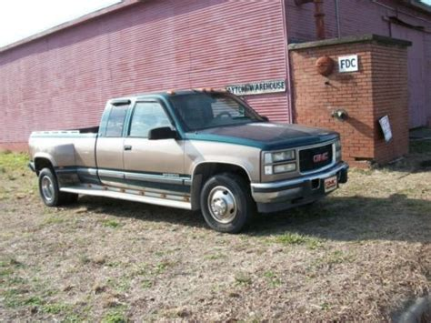 service manual 1995 gmc 3500 service manal find used 1995 gmc extended cab manual