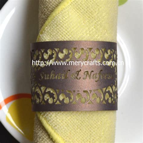 250pcs lot bulk wholesale napkin ring for weddings