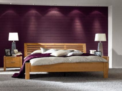 bett zubehör wohnzimmer wandgestaltung farben