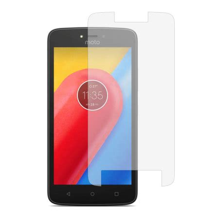 Tempered Glass Moto C Kuality official motorola moto c tempered glass screen protector reviews