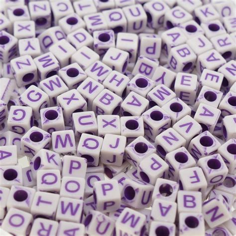 Acrylic Spacer Pink Alphabet Letter Carved B05018 1 wholesale lot of 300 6mm cube color acrylic alphabet jewelry bead loom bracelet ebay