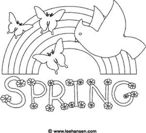 get this free preschool spring coloring pages to print p1ivq 39 best images about pattern rainbow on pinterest
