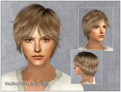 download hair male the sims 2 mod the sims coolsims male hair 27 peggy free hair