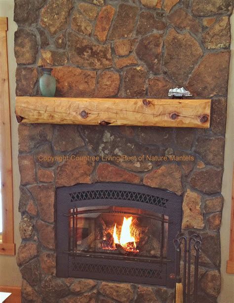 rustic fireplace mantels log fireplace mantel rustic