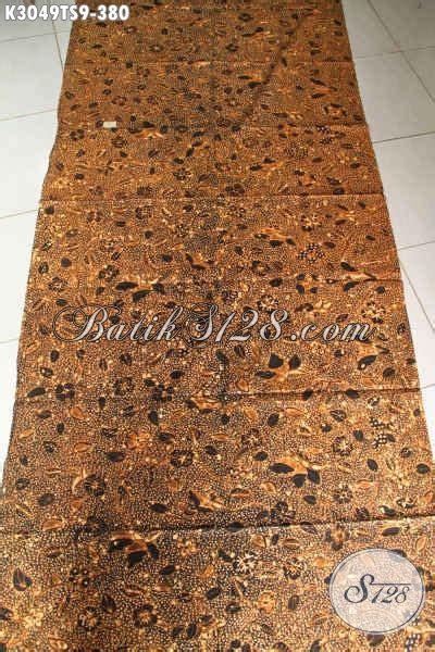 Batik Tulis Sogan Warna motif batik tradisional khas indonesia toko batik
