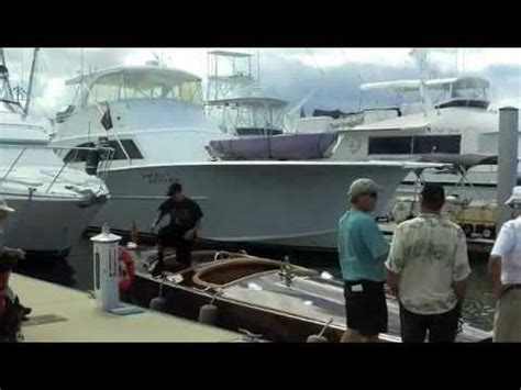 antique boat shows florida florida antique boat show in ponce inlet daytona youtube