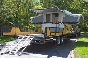 Coleman Popup Camper Awning Limited Edition 2005 Fleetwood Scorpion S1 Toyhauler