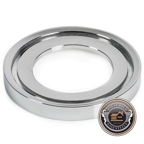 mounting a vessel sink chrome mounting ring for vessel sink