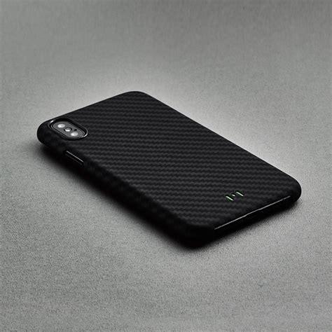 Big Polar Black Iphone hoverkoat stealth black ballistic fiber iphone x moncarbone touch of modern