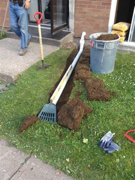Underground Sump Pump Discharge Shapeyourminds Com