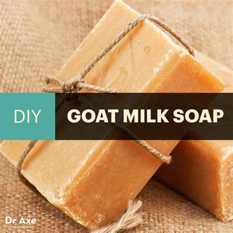 Handmade Goat Milk Soap Recipe - goat milk soap for acne free and supple skin dr