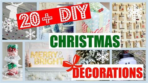 what do i need to decorate christmas 20 diy room decor ideas you need to try asap diy decorations