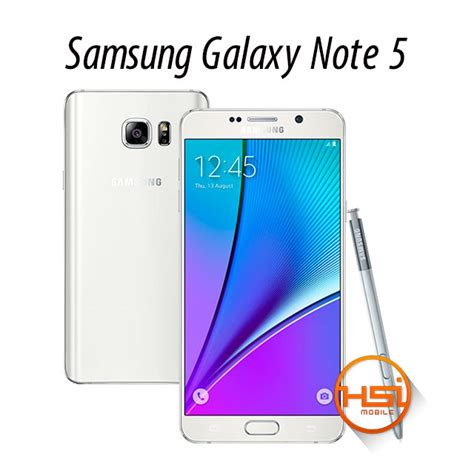 Samsung Note 5 32gb 1 samsung galaxy note 5 lte 32gb hsi mobile