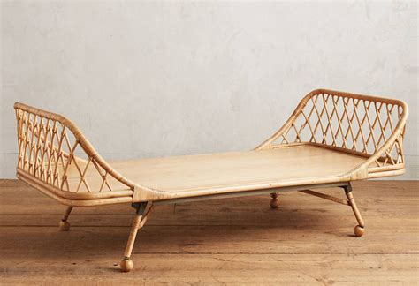 rattan daybed trend alert rattan furniture made modern plus 15 to buy