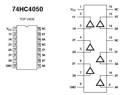 2 3 at the integrated circuit level what are the three principal constituents of a computer system 74hc4050 hex non inverting buffer dip instruments