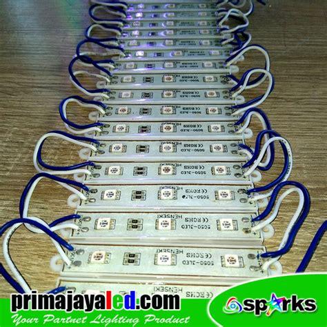 Led Module Smd 5050 Biru led module smd 5050 biru prima jaya led