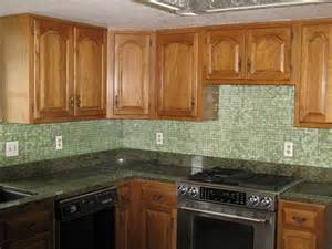 green tile kitchen backsplash unique kitchen backsplash ideas you need to about