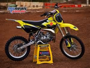 Suzuki Rm85 Specs Bonus Race Kit With Suzuki Rm85 Mcnews Au