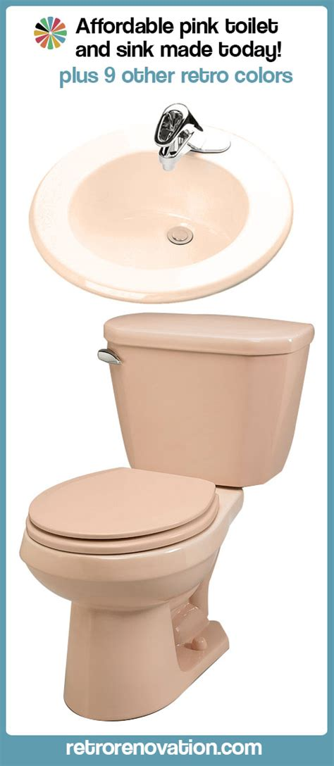 Gerber Bathroom Sinks - toilets amp sinks in 10 retro colors from gerber retro renovation