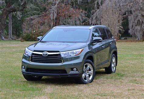 Toyota Highlander 0 60 2014 Toyota Highlander 0 60 Times 2017 2018 Cars Reviews