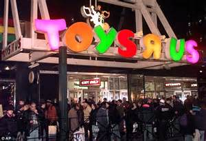 is this the end of black friday now toys r us sears and