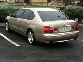 2000 Lexus Gs 2000 Lexus Gs300 Fs Or Ft