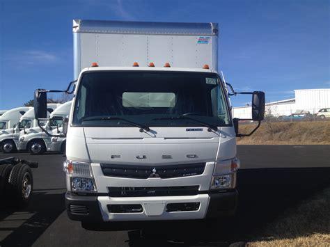 mitsubishi truck 2015 2015 mitsubishi fuso canter fe130 triad freightliner of