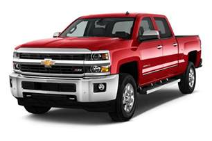 Chevrolet Truck 2016 Chevrolet Silverado 2500hd Reviews And Rating Motor