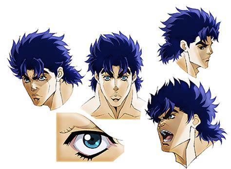 jojo hair anime shameimaru general