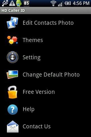 themes hd caller id hd android caller id app