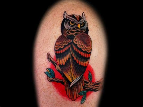 american traditional owl tattoo 1000 ideas about baby owl tattoos on owl