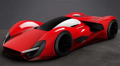 ferrari supercar concept ferrari supercar concepts for 2040 wordlesstech