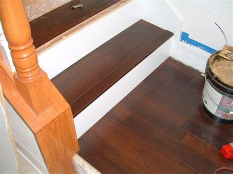 laminate flooring how install laminate flooring on stairs