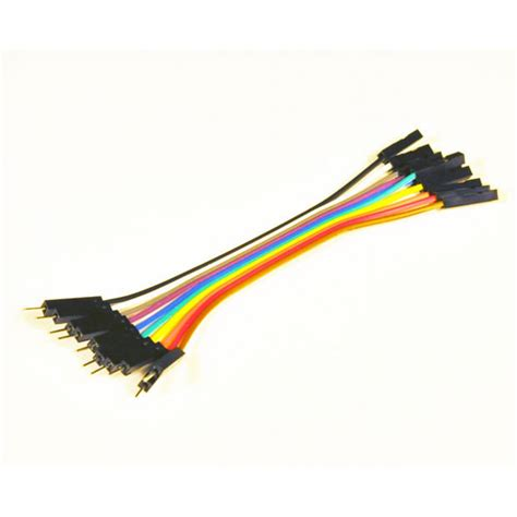 Arduino Jumper To 5pe jumper wires dupont arduino cables 8 cm