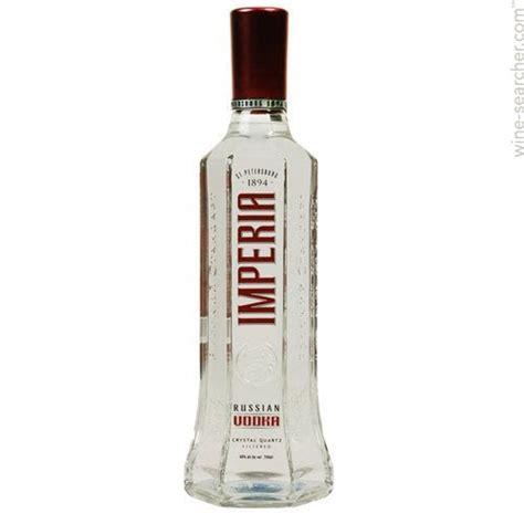 vodka price russian standard imperia vodka russia prices