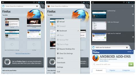 firefox browser for android top 7 greatest web browser apps for android
