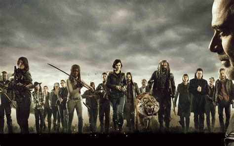 The Walking Dead Zenfone 5 the walking dead cast poster 1920x1080 resolution