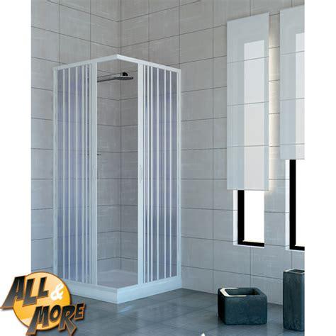 box doccia idromassaggio 70x70 all more it box cabina doccia angolare in pvc con