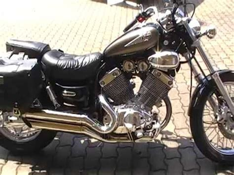 Motorrad Teile Yamaha by Yamaha Xv 535 2yl Motorradteile Motorrad Teile Youtube