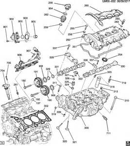 the engine diagram for gm v6 vvt the free engine image for user manual