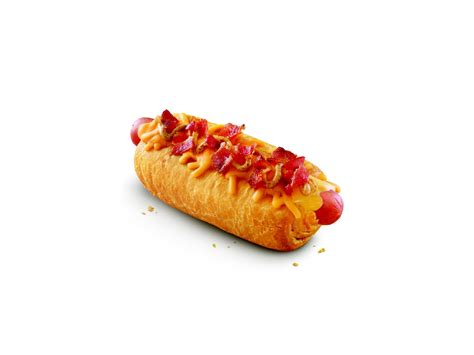 can dogs bacon sonic 174 fancies up the with new croissant dogs business wire